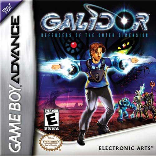 Portada de la descarga de Galidor: Defenders of the Outer Dimension