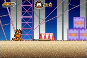 Imagen de la descarga de Garfield and His Nine Lives