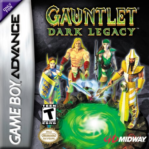 Portada de la descarga de Gauntlet: Dark Legacy