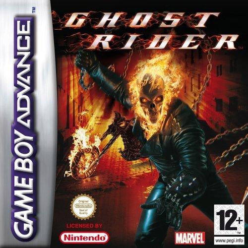 Portada de la descarga de Ghost Rider