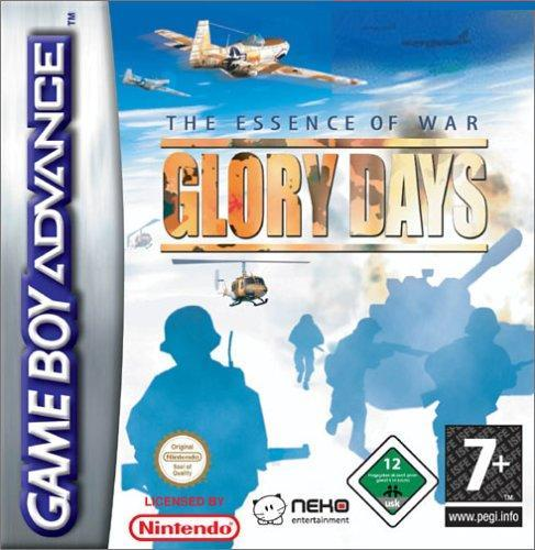 Portada de la descarga de Glory Days: The Essence of War