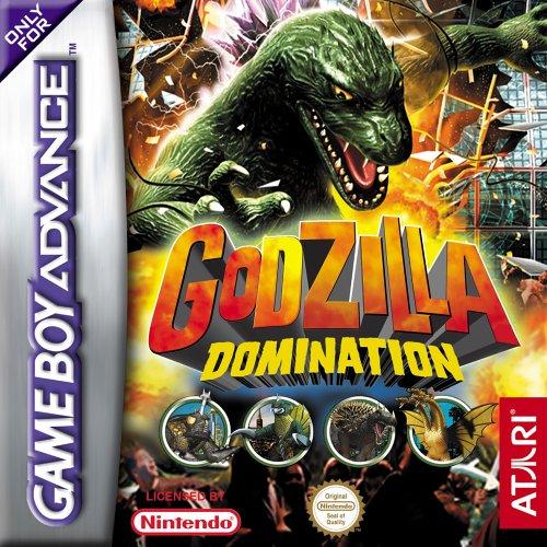 Portada de la descarga de Godzilla: Domination