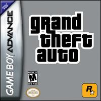 Carátula del juego Grand Theft Auto Advance (GBA)