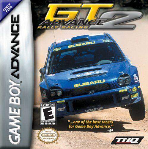 Portada de la descarga de GT Advance 2: Rally Racing