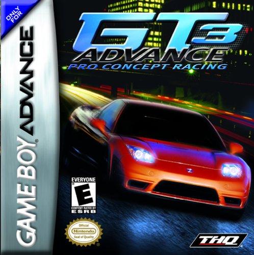 Portada de la descarga de GT Advance 3: Pro Concept Racing