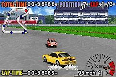 Imagen de la descarga de GT Advance 3: Pro Concept Racing