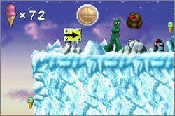 Imagen de la descarga de Gumby vs the Astrobots