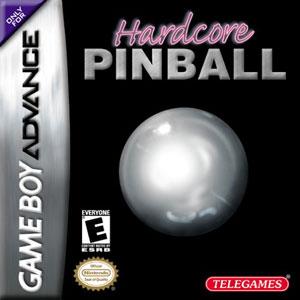 Carátula del juego Hardcore Pinball (GBA)