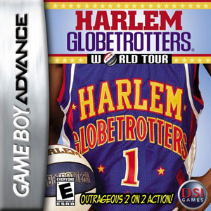 Portada de la descarga de Harlem Globetrotters: World Tour