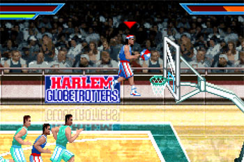 Imagen de la descarga de Harlem Globetrotters: World Tour