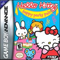 Portada de la descarga de Hello Kitty: Happy Party Pals