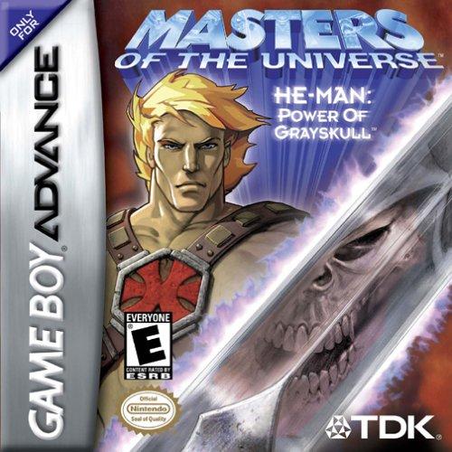 Portada de la descarga de Masters of the Universe Interactive — He-Man: Power of Grayskull