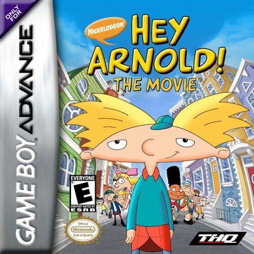Portada de la descarga de Hey Arnold The Movie