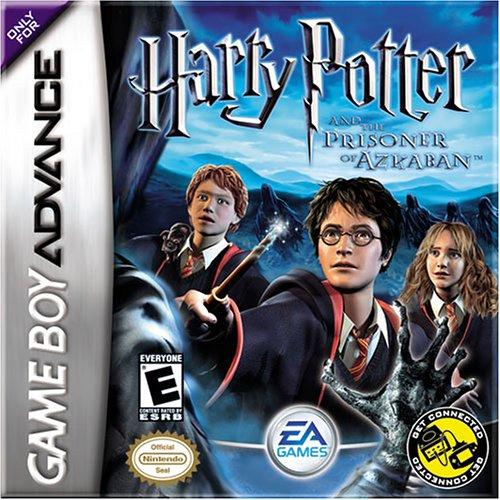 Portada de la descarga de Harry Potter and the Prisoner of Azkaban