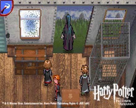 Harry Potter And The Prisoner Of Azkaban Gba Onlinemania