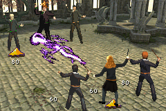 Harry Potter And The Order Of The Phoenix Gba Onlinemania