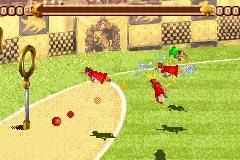 Harry Potter Quidditch World Cup Gba Onlinemania