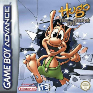 Juego online Hugo: The Evil Mirror (GBA)