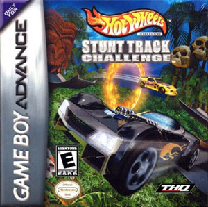 Juego online Hot Wheels Stunt Track Challenge (GBA)