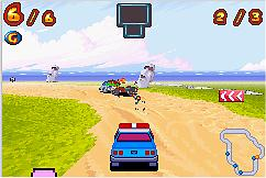 Imagen de la descarga de Inspector Gadget Racing