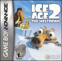 Portada de la descarga de Ice Age 2: The Meltdown