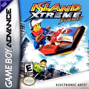 Portada de la descarga de Island Xtreme Stunts