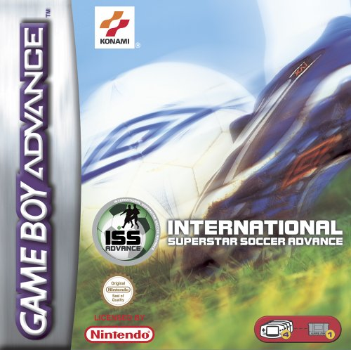 Portada de la descarga de International Superstar Soccer