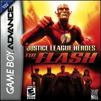 Portada de la descarga de Justice League Heroes: The Flash