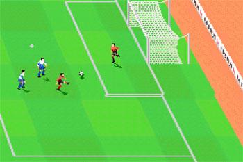 Imagen de la descarga de J-League Winning Eleven Advance 2002