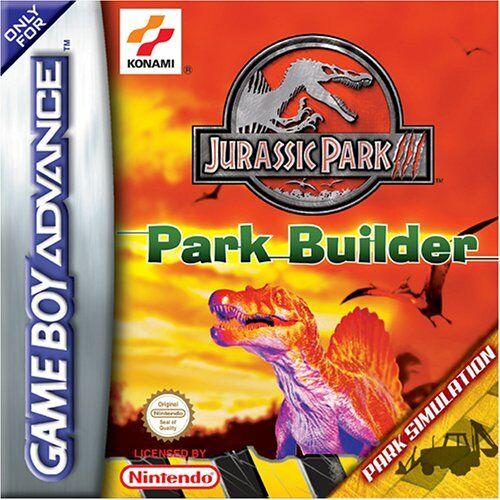 Portada de la descarga de Jurassic Park III: Park Builder