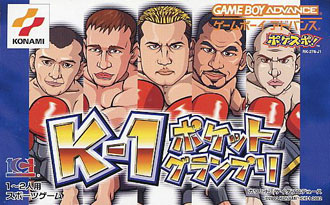 Juego online K-1 Pocket Grand Prix (GBA)