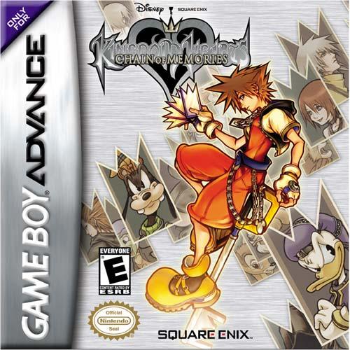 Kingdom Hearts Chain Of Memories Gba Onlinemania