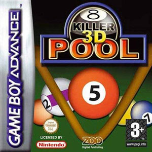 Portada de la descarga de Killer 3D Pool