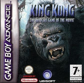 Portada de la descarga de Peter Jackson's King Kong The Official Game of the Movie