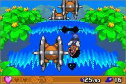 Imagen de la descarga de Klonoa 2: Dream Champ Tournament