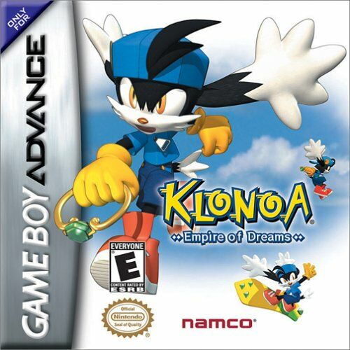 Portada de la descarga de Klonoa: Empire of Dreams