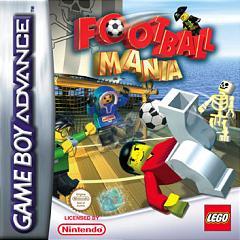 Portada de la descarga de Lego Football Mania