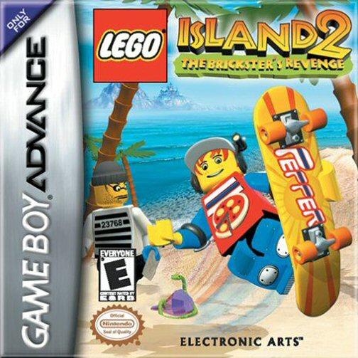 Portada de la descarga de LEGO Island 2: The Brickster's Revenge