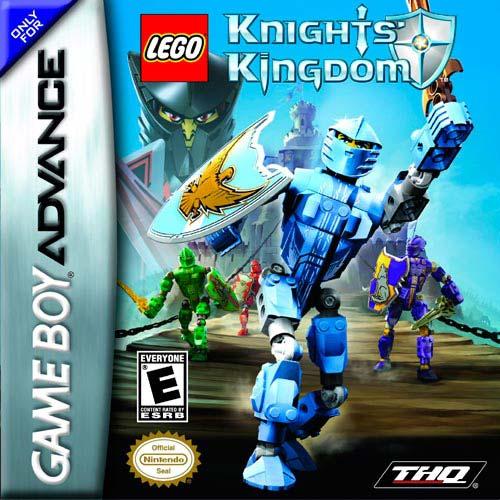 Portada de la descarga de LEGO: Knights' Kingdom