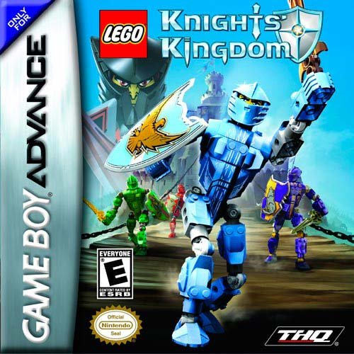 Lego Knights Kingdom Gba Onlinemania
