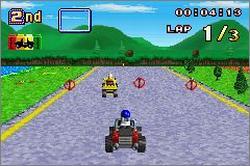 Imagen de la descarga de LEGO Racers 2