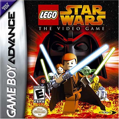 Portada de la descarga de Lego Star Wars