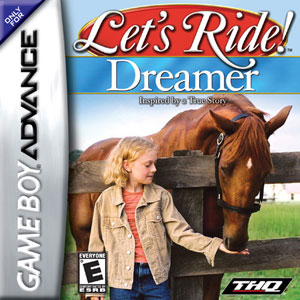 Juego online Let's Ride Dreamer (GBA)