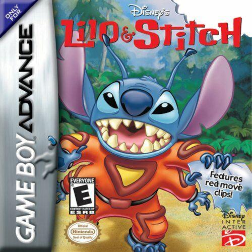 Portada de la descarga de Disney's Lilo & Stitch