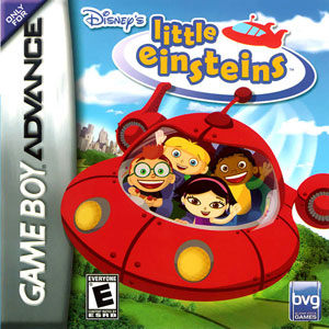Portada de la descarga de Disney's Little Einsteins