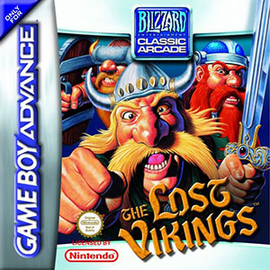 Portada de la descarga de The Lost Vikings