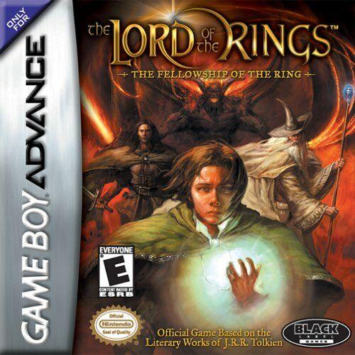 Portada de la descarga de The Lord of the Rings: The Fellowship of the Ring