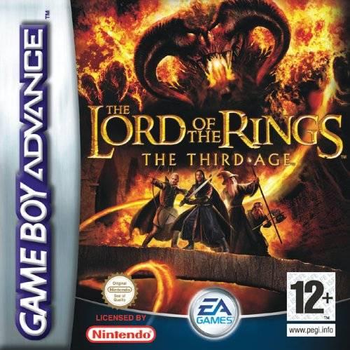 Portada de la descarga de The Lord of the Rings: The Third Age