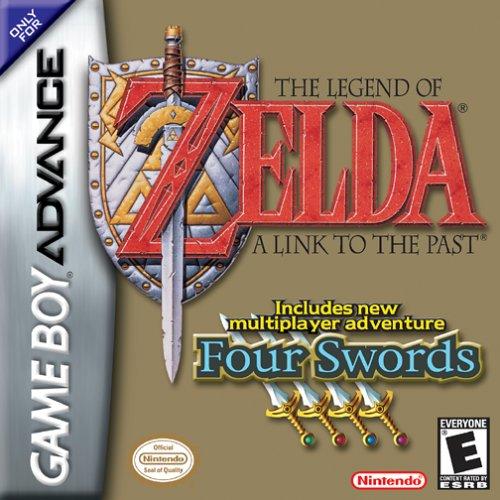 Portada de la descarga de The Legend of Zelda: A Link to the Past