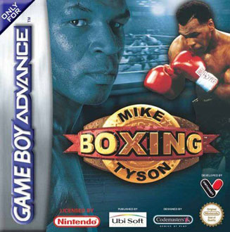 Juego online Mike Tyson Boxing (GBA)